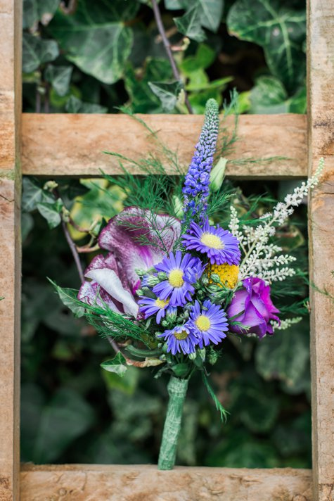 Outdoor Buttonhole
