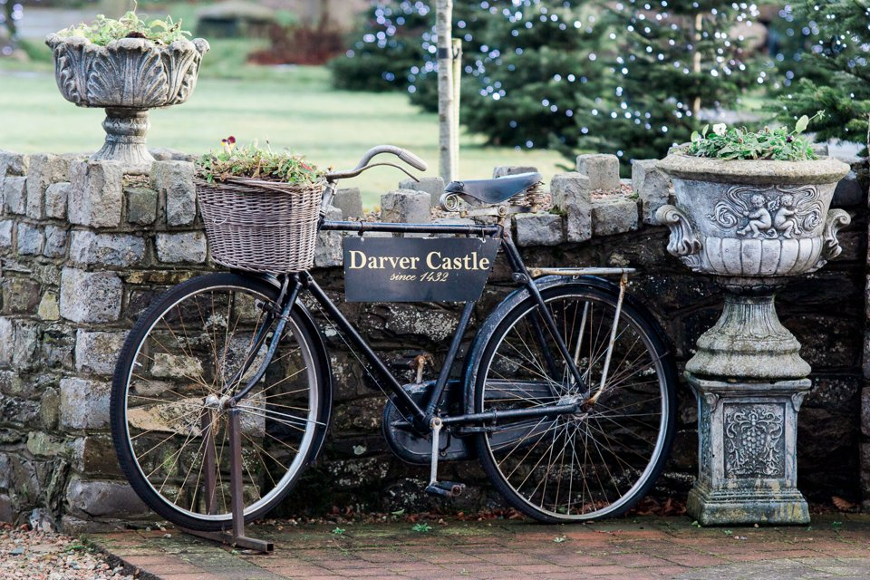 Darver Castle Bike