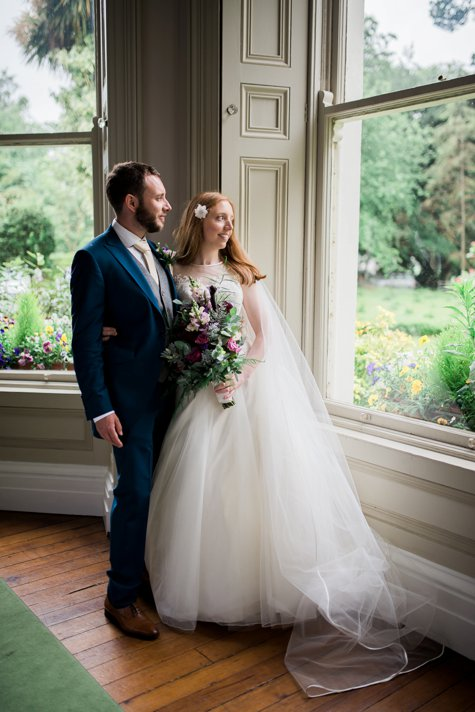 Intimate Wicklow Wedding