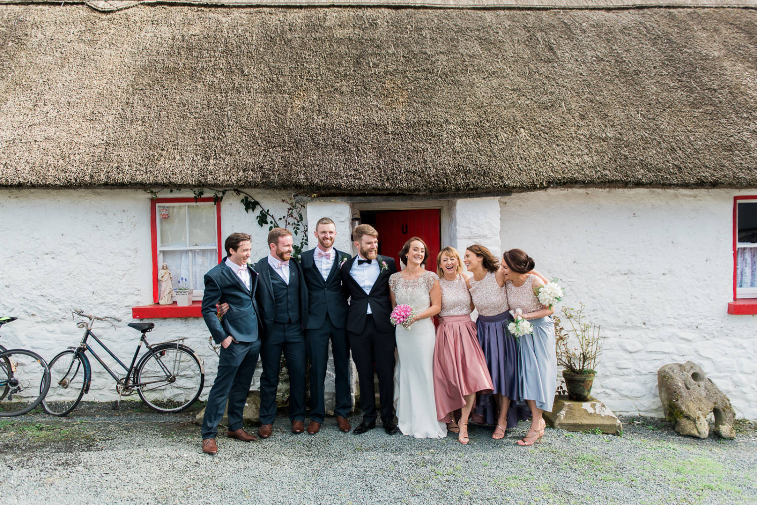 Kathy Silke Photography - Ireland Wedding Photographer - Group Photos -314