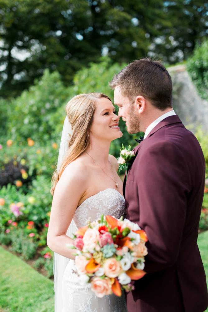 Kathy Silke Photography - Ireland Wedding Photographer - First Look 1-5