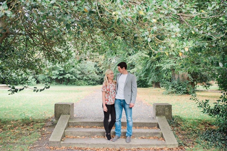Iveagh Gardens couples shoot