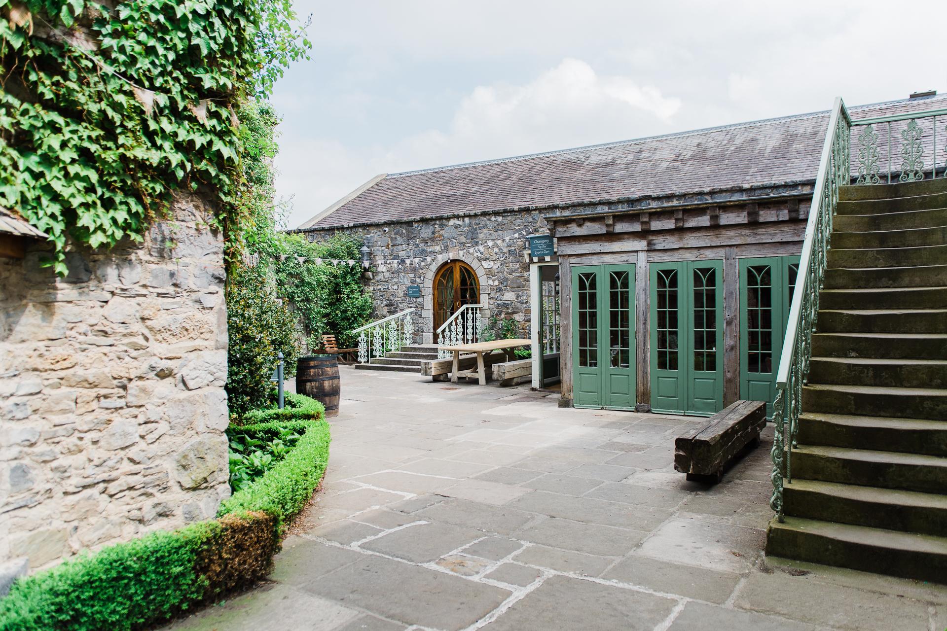 Silke Photography - Cliff at Lyons Kildare Ireland Wedding Photographer 1