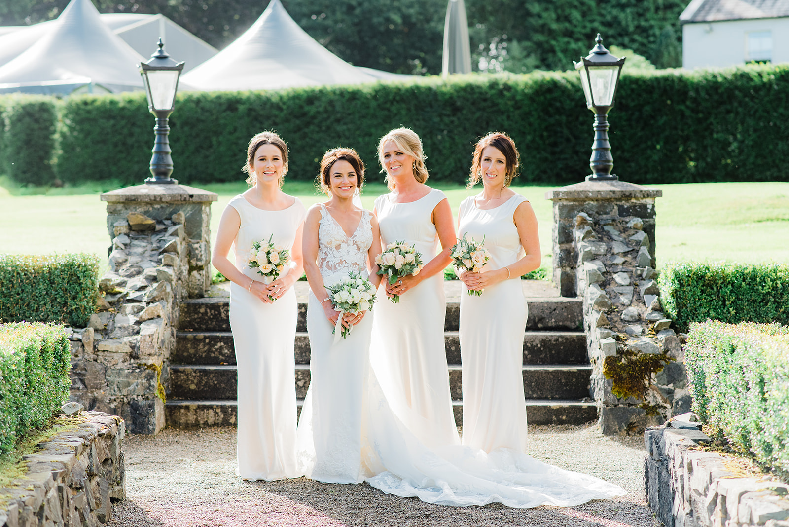 Intimate virginia park lodge wedding